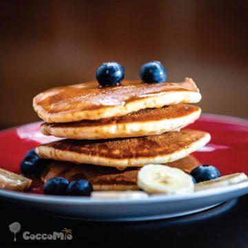 CoccoMio Banana Pancake