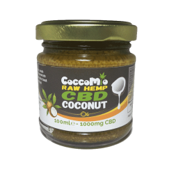 CoccoMio CBD Coconut Oil 1000mg