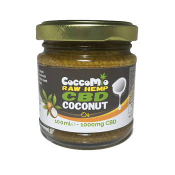 CoccoMio CBD Coconut Oil 1000mg