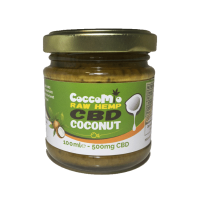 CoccoMio CBD Coconut Oil 500mg
