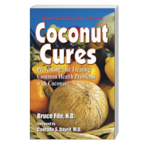 CoccoMio Coconut Cures by Bruce Fife
