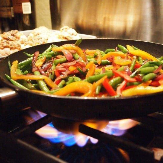 🥥 Frying