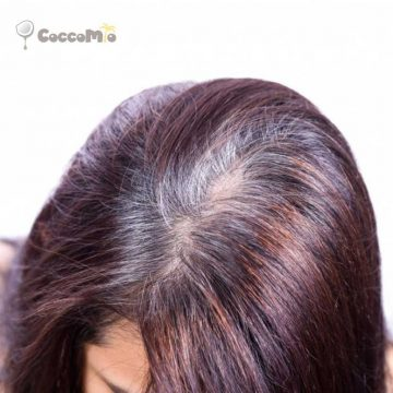 CoccoMio Coconut Oil for Grey Hair