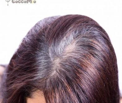 CoccoMio Coconut Oil for Grey Hair