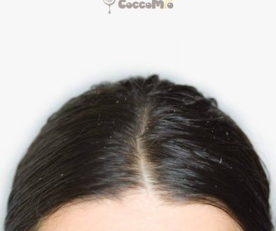 CoccoMio Coconut Oil for Hair and Dandruff