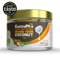 CoccoMio Fresh Centrifuged Organic Virgin Coconut Oil 300ml