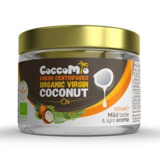 CoccoMio Fresh Centrifuged Organic Virgin Coconut Oil 300ml Jar
