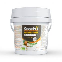 Fresh Centrifuged Organic Virgin Coconut Oil - 4L