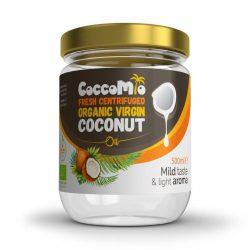 Fresh Centrifuged Organic Virgin Coconut Oil - 500ml