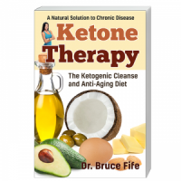 CoccoMio Ketone Therapy: The Ketogenic Cleanse and Anti-Aging Diet by Bruce Fife