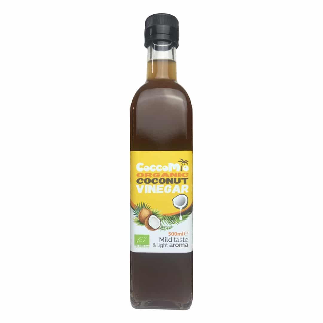 CoccoMio Organic Coconut Vinegar 500ml