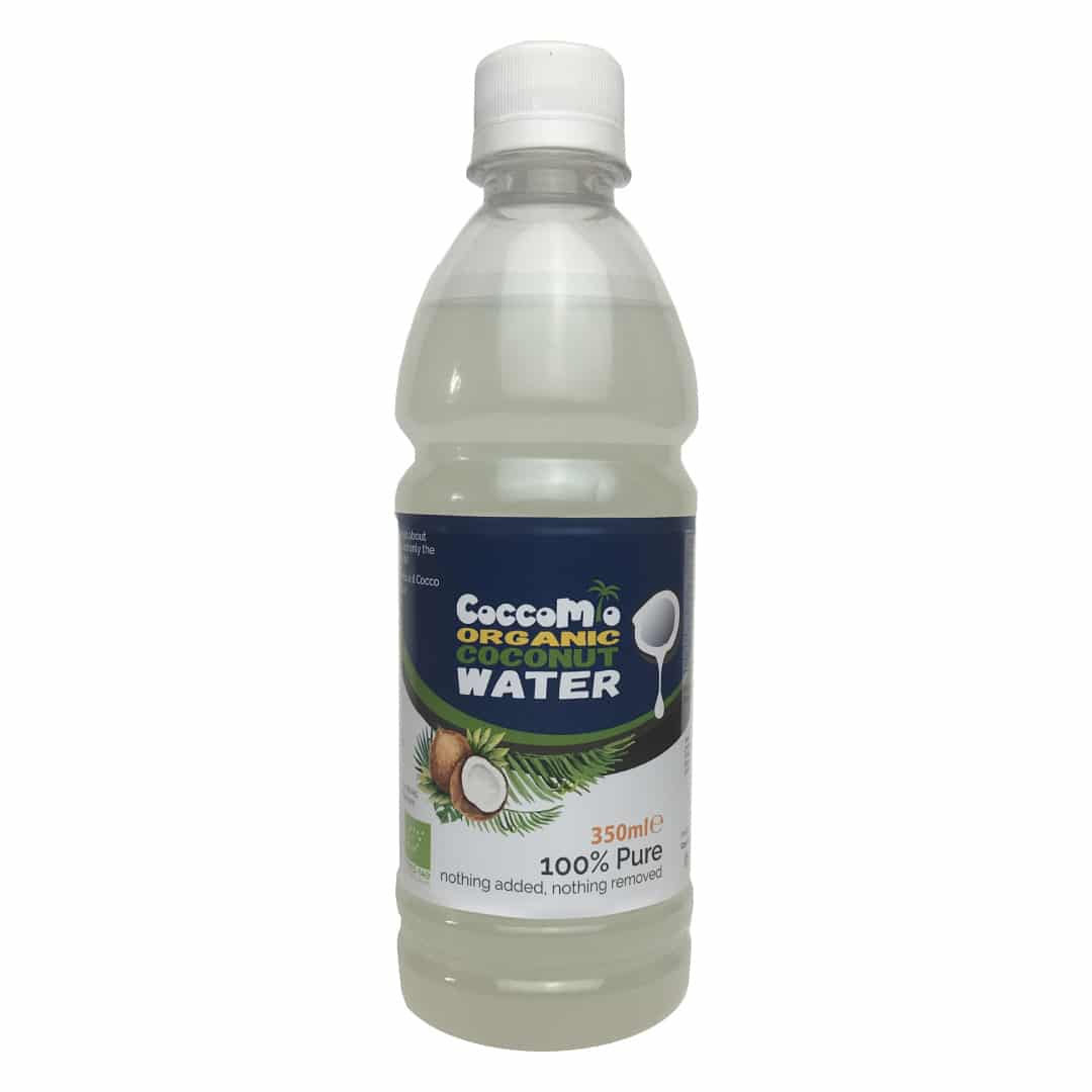 CoccoMio Organic Coconut Water 350ml