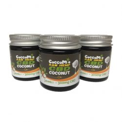 Raw Hemp CBD Coconut Oil - 300mg
