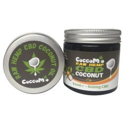 Raw Hemp CBD Coconut Oil - 600mg