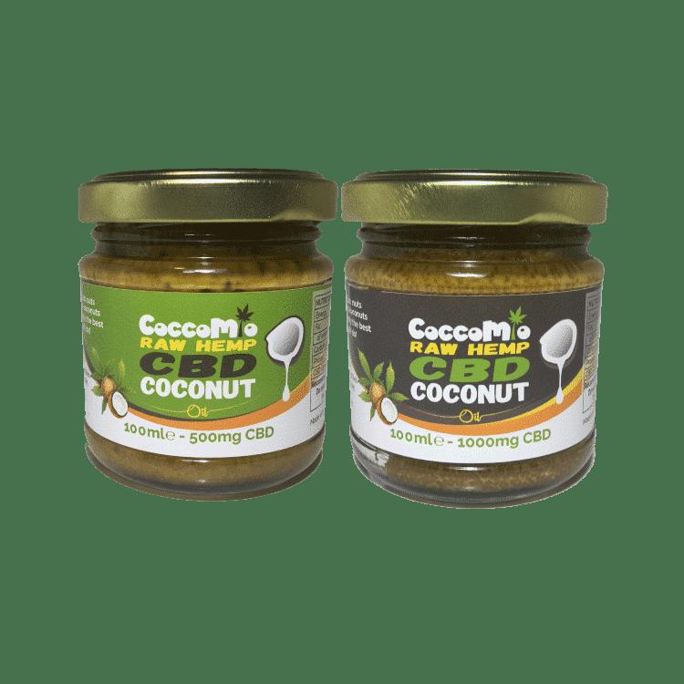 CoccoMio CBD Coconut Oil