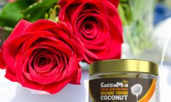 CoccoMio Rose Water Coconut Oil