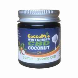 CoccoMio Winterised CBD Coconut Oil 300mg