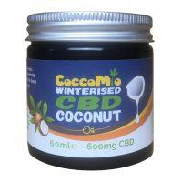 CoccoMio Winterised CBD Coconut Oil 600mg Jars