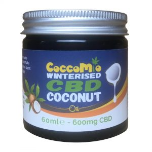 CoccoMio Winterised CBD Coconut Oil 600mg Jars