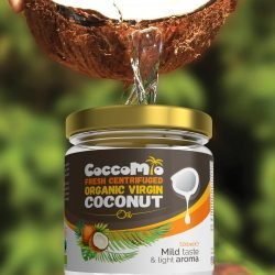 Fresh Centrifuged Organic Virgin Coconut Oil - 500ml